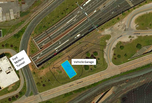 Findling, Inc. - Fort McHenry Tunnel Vehicle Garage Project