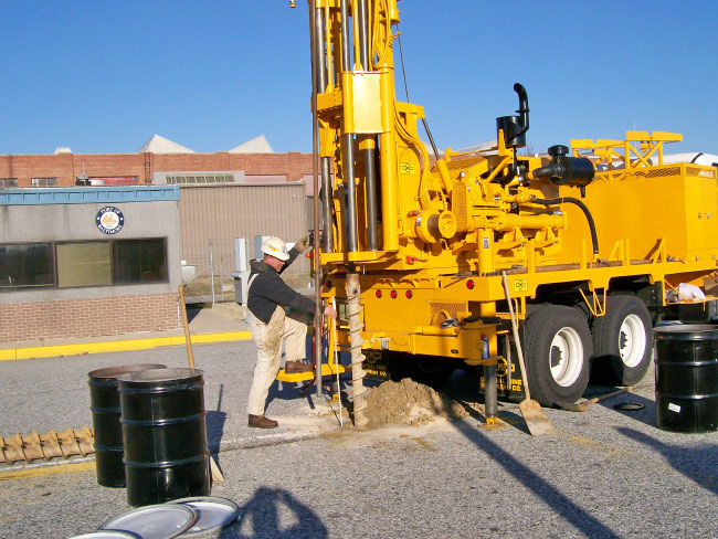 Findling, Inc. - Maryland Drilling Services